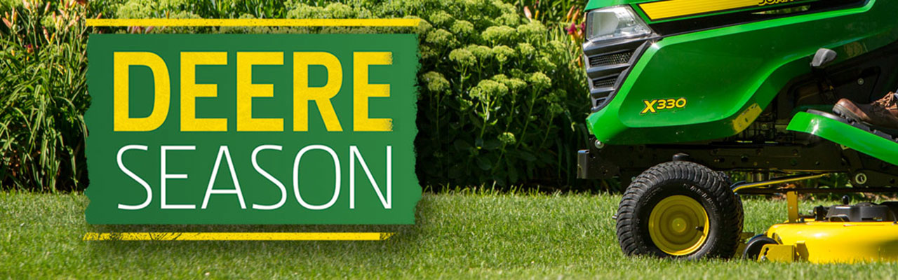 2018 Deere Season Sale