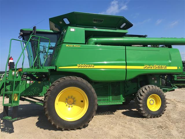 JD 9560 (E78751) – $160,995.00