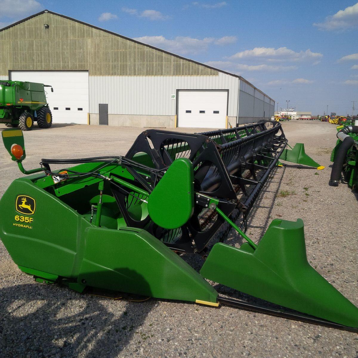 JD 635F (E74047) – $16,900.00