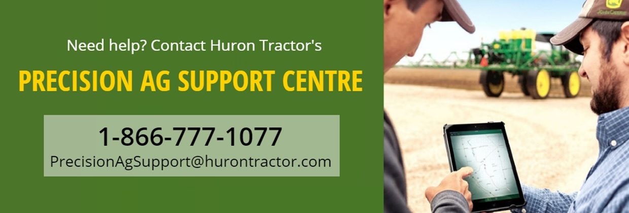 2019-05 Precision Ag Support Centre