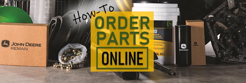2020-03-30 Order Parts Online