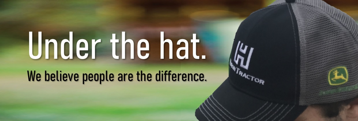 Under the Hat Web Banner