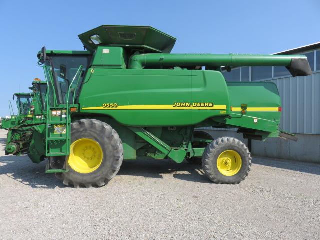 JD 9550 (E81536) – $44,900.00