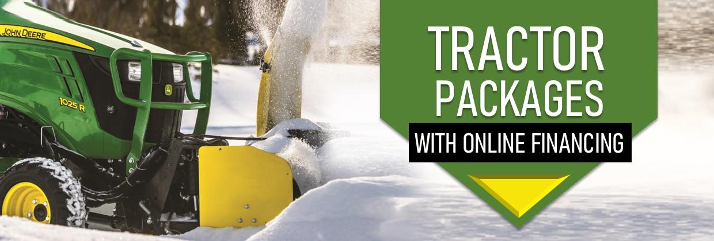Web Banner image - Tractor Pkgs Winter