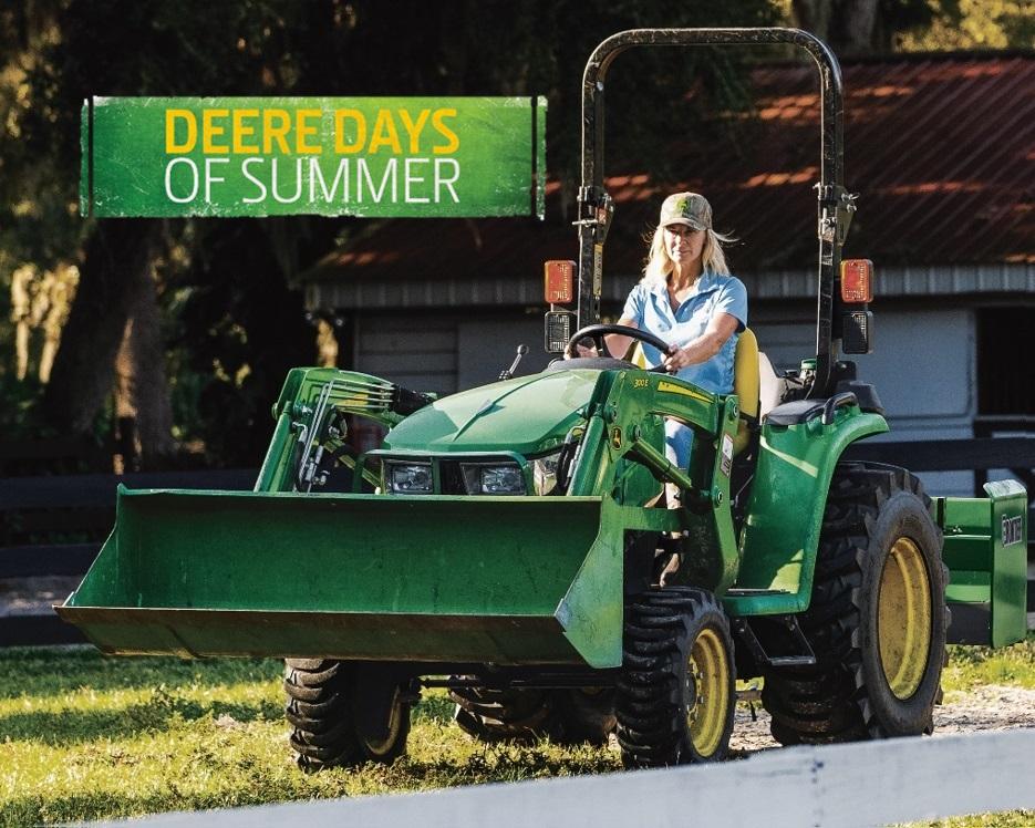 2021-06 Deere Days of Summer - 3series