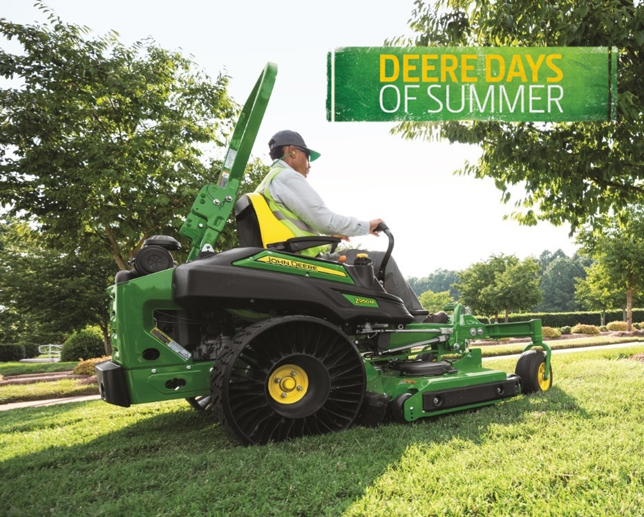 2021-06 Deere Days of Summer - Commercial Mowing