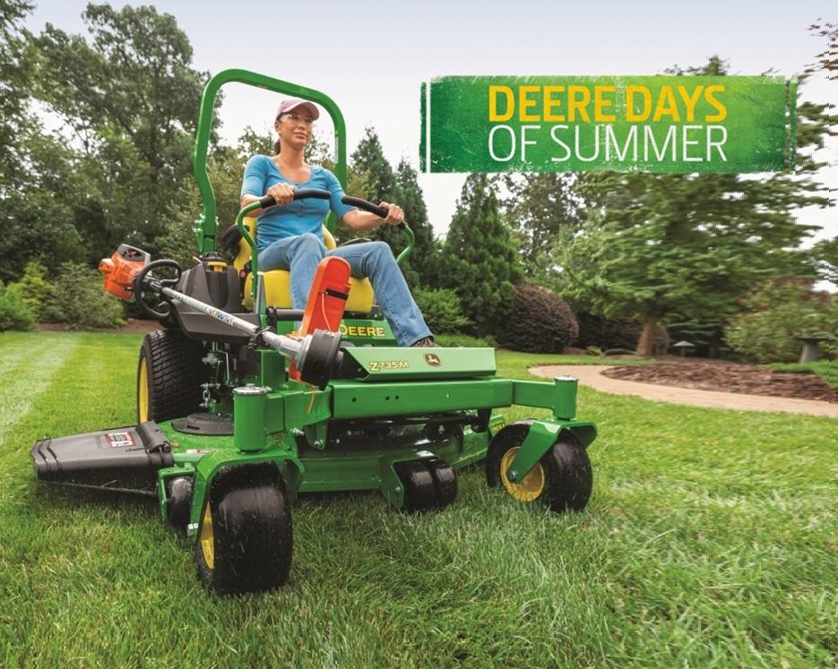 2021-06 Deere Days of Summer - Ztrak Mowers
