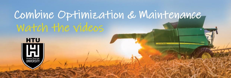 HTU Combine Optimization Web Banner
