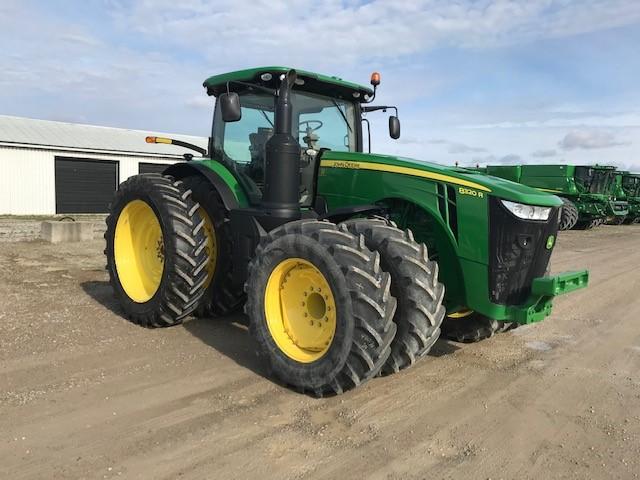 JD 8320R (E84684) – $360,920.00