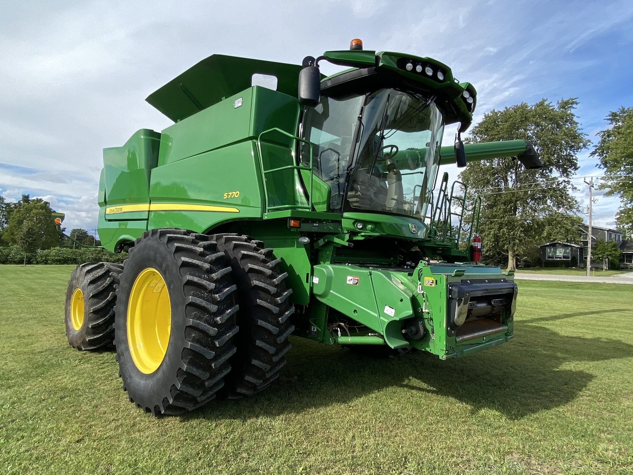 JD S770 (MG060756) – $489,990.00